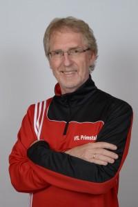 Teammanager Dieter Jochum