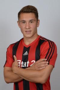 Mittelfeld Steffen Backes 11